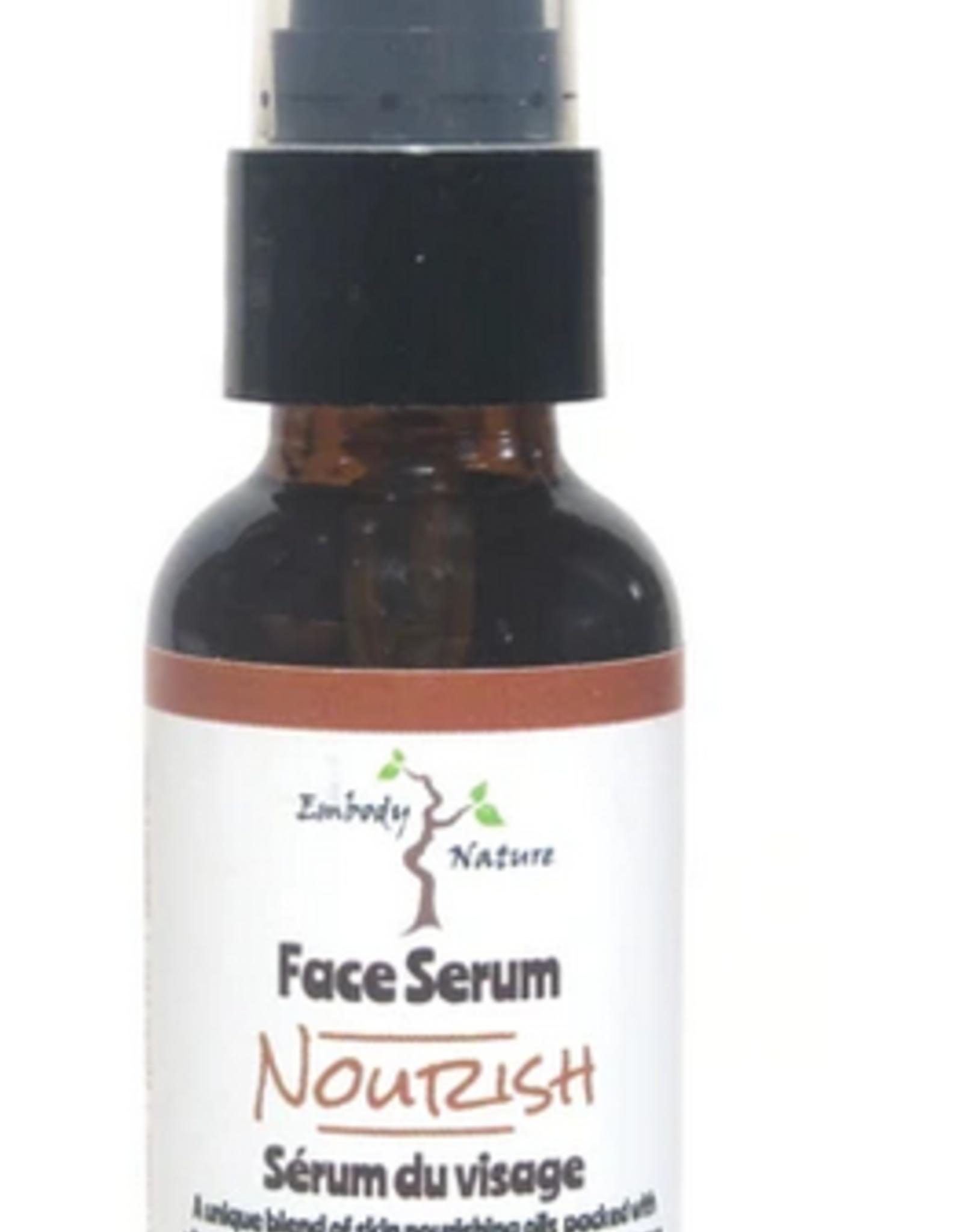 Embody Nature Nourish Face Oil