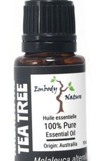 Embody Nature Tea Tree Essential Oil 15 ml