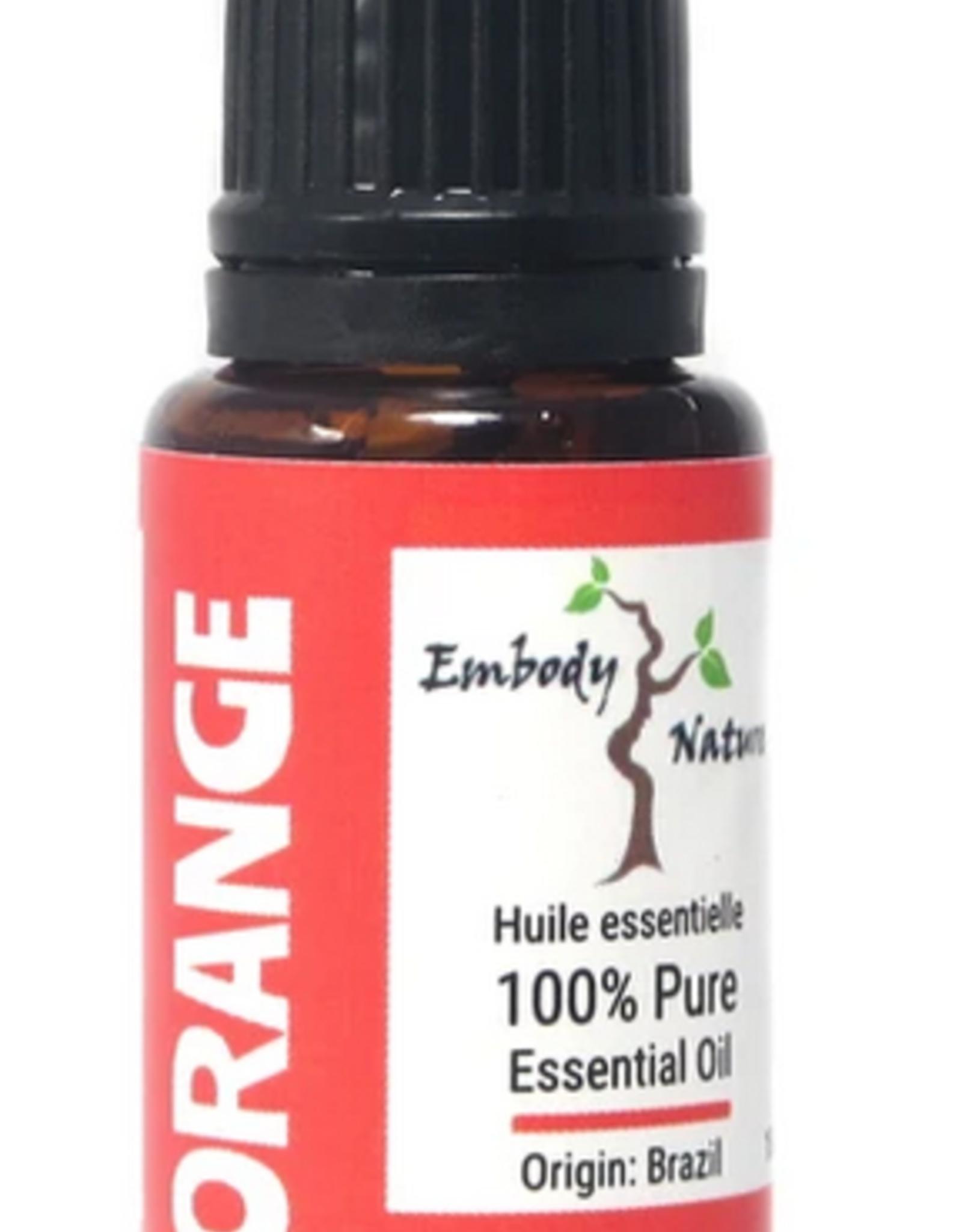 Embody Nature Orange Essential Oil