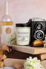 serendipity Jasmine & Sandlewood 8oz Candle