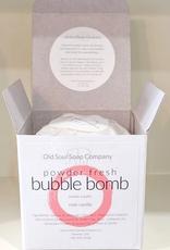 Old Soul Soap Company Bubble Bomb