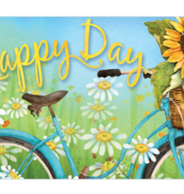 Happy Day Sunflowers Sassafras Switch Mat
