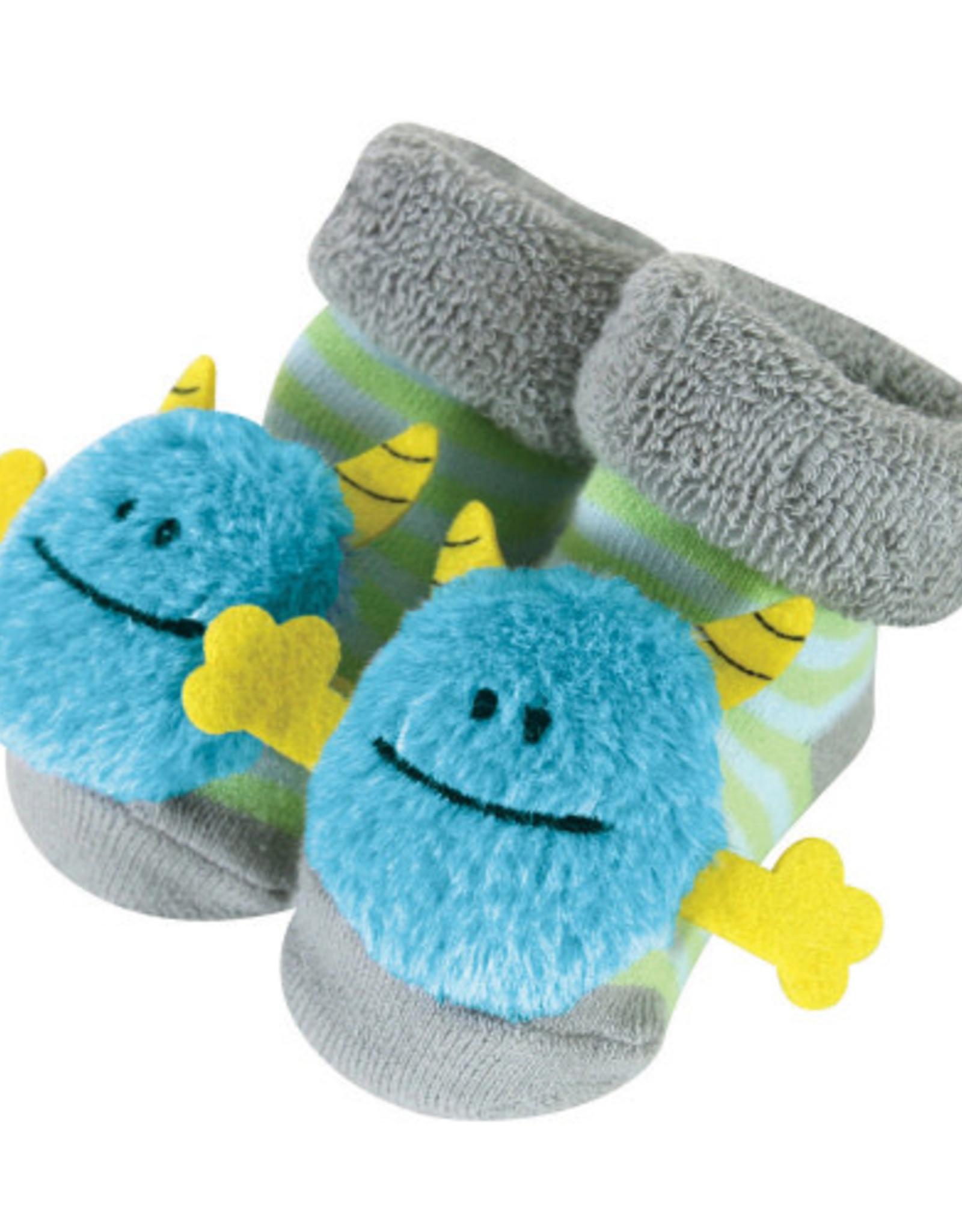 Creative Brands Baby Rattle Socks