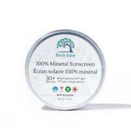 Birch Babe 100% Mineral Sunscreen