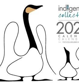 Indigenous Collection Benjamin Chee Chee 2022 Calendar
