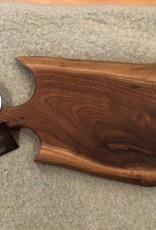 Gerry's Woodworking Walnut Charcuterie Board