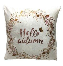 Koppers Pillow Hello Autumn 45 x 45 x 4 CM