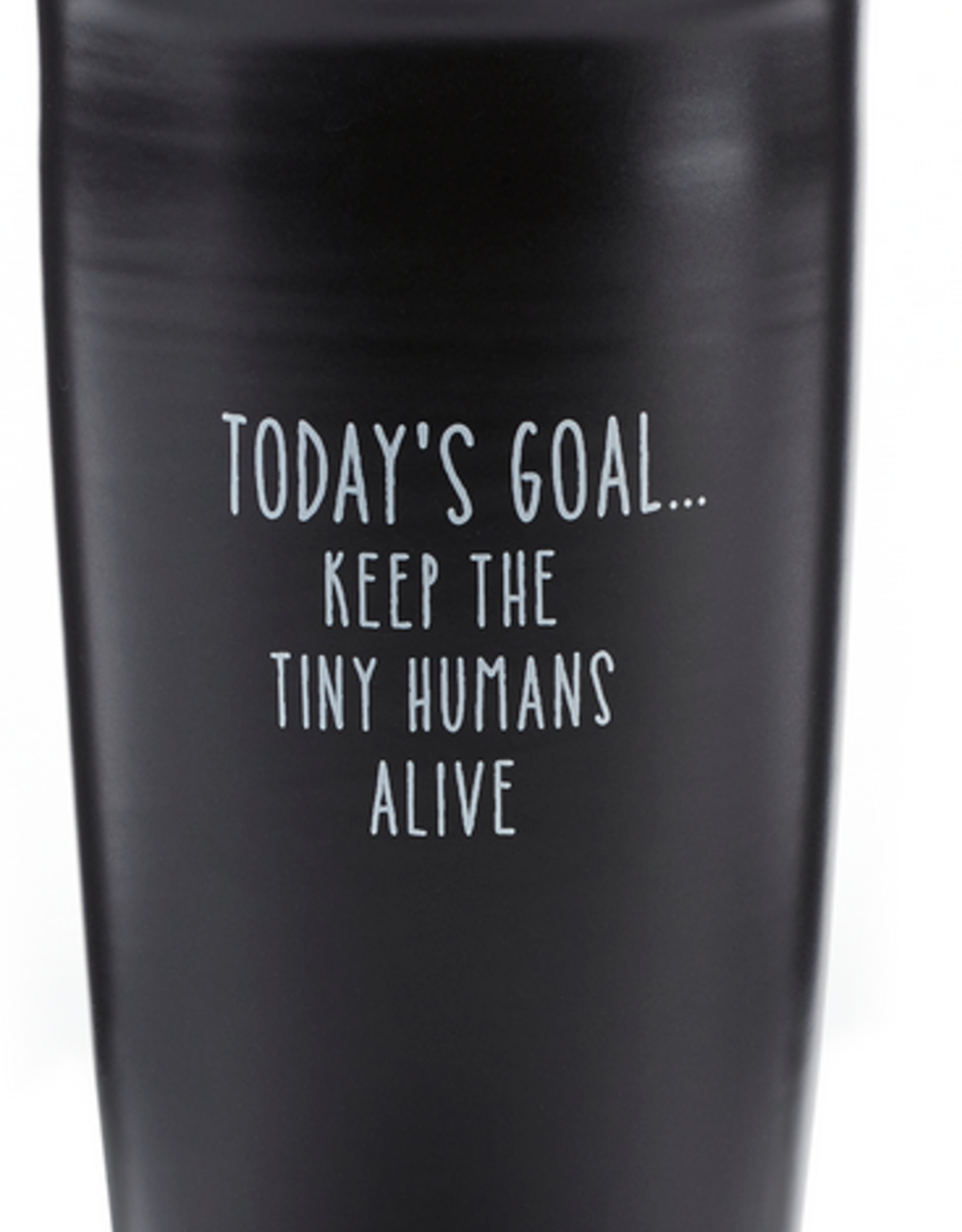 Be Our Guest Ceramic Travel Mug Today's Goal