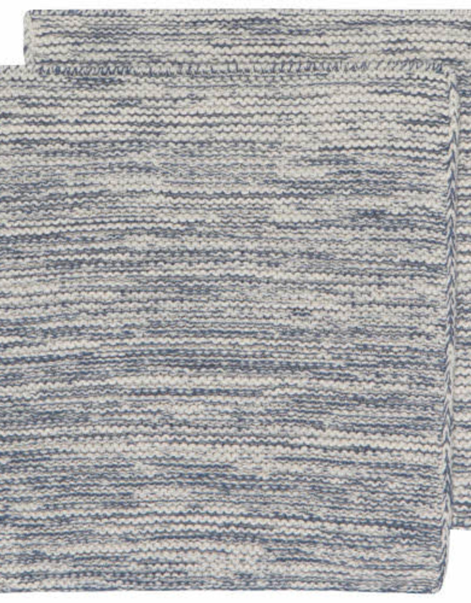 Hand Knit Dishcloths set of 2