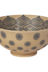 """Porcelain Bowl 4.75"""" Mandela"""