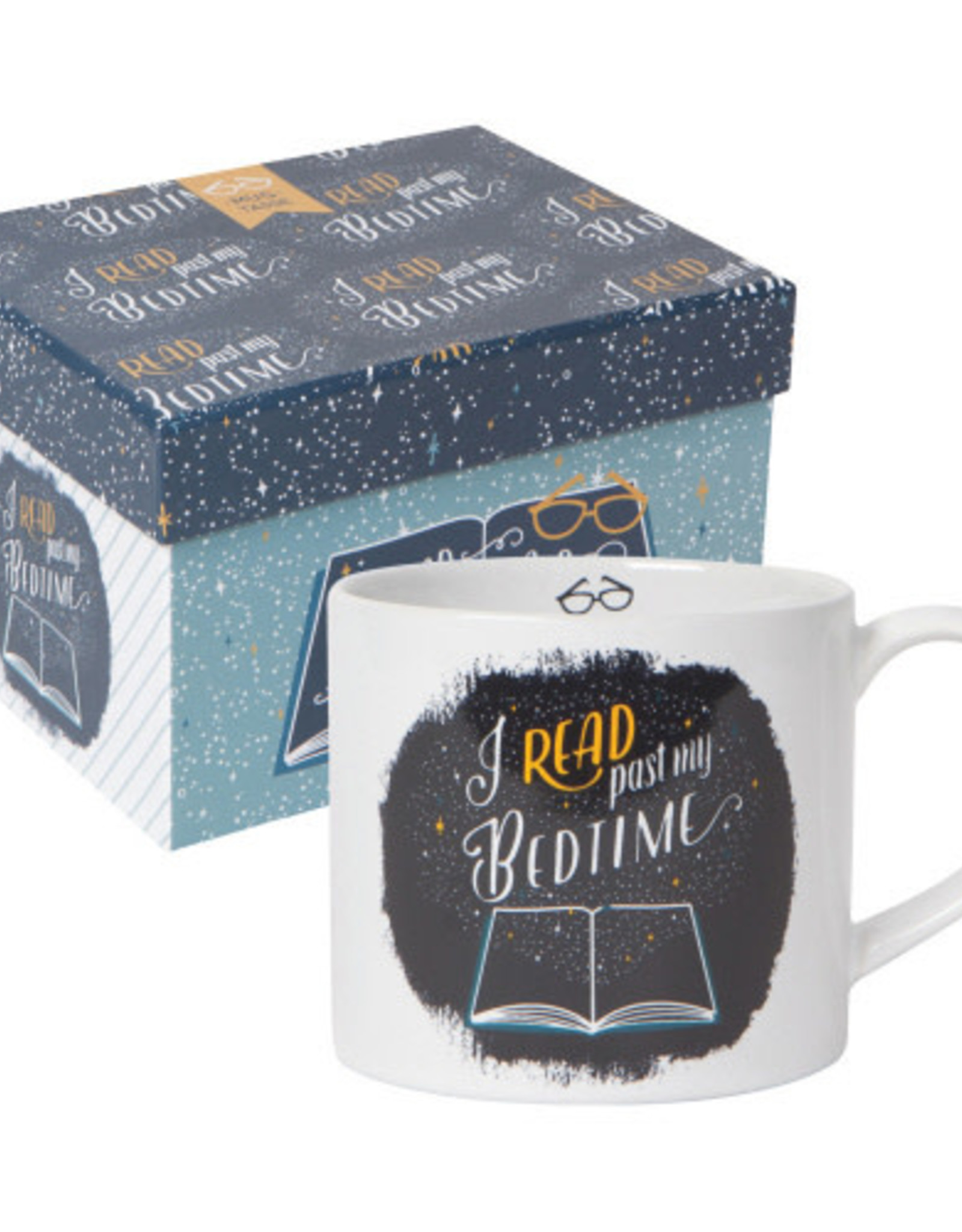 I Read Past My Bedtime Mug In a Box