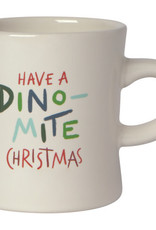 Dino-Mite Christmas Mug