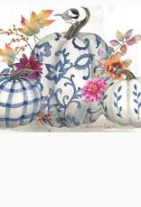 Chinoiserie Pumpkins Mat