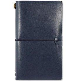 Voyager Notebook Midnight blue