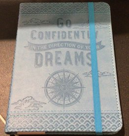 Journal-Go Confidently In The Direction Of Your Dreams