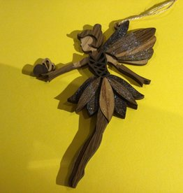 Christmas Traditions Fairy Ornament