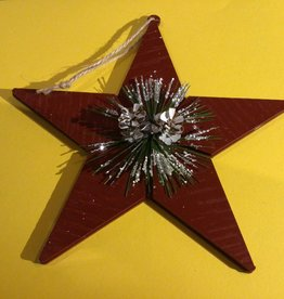 Christmas Traditions Star Ornament