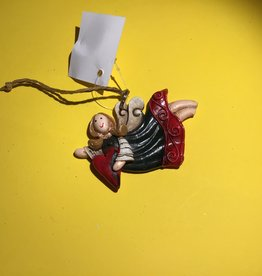 Christmas Traditions Angel ornament