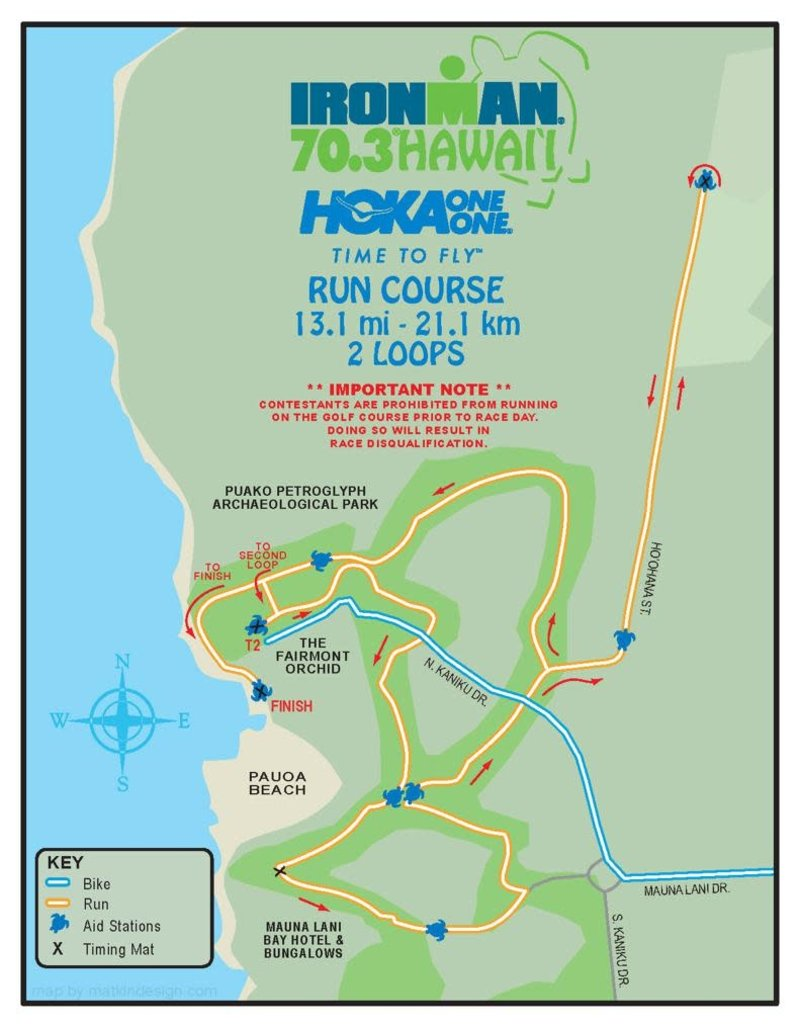 Velohana Ironman Hawaii 70.3 Group Training