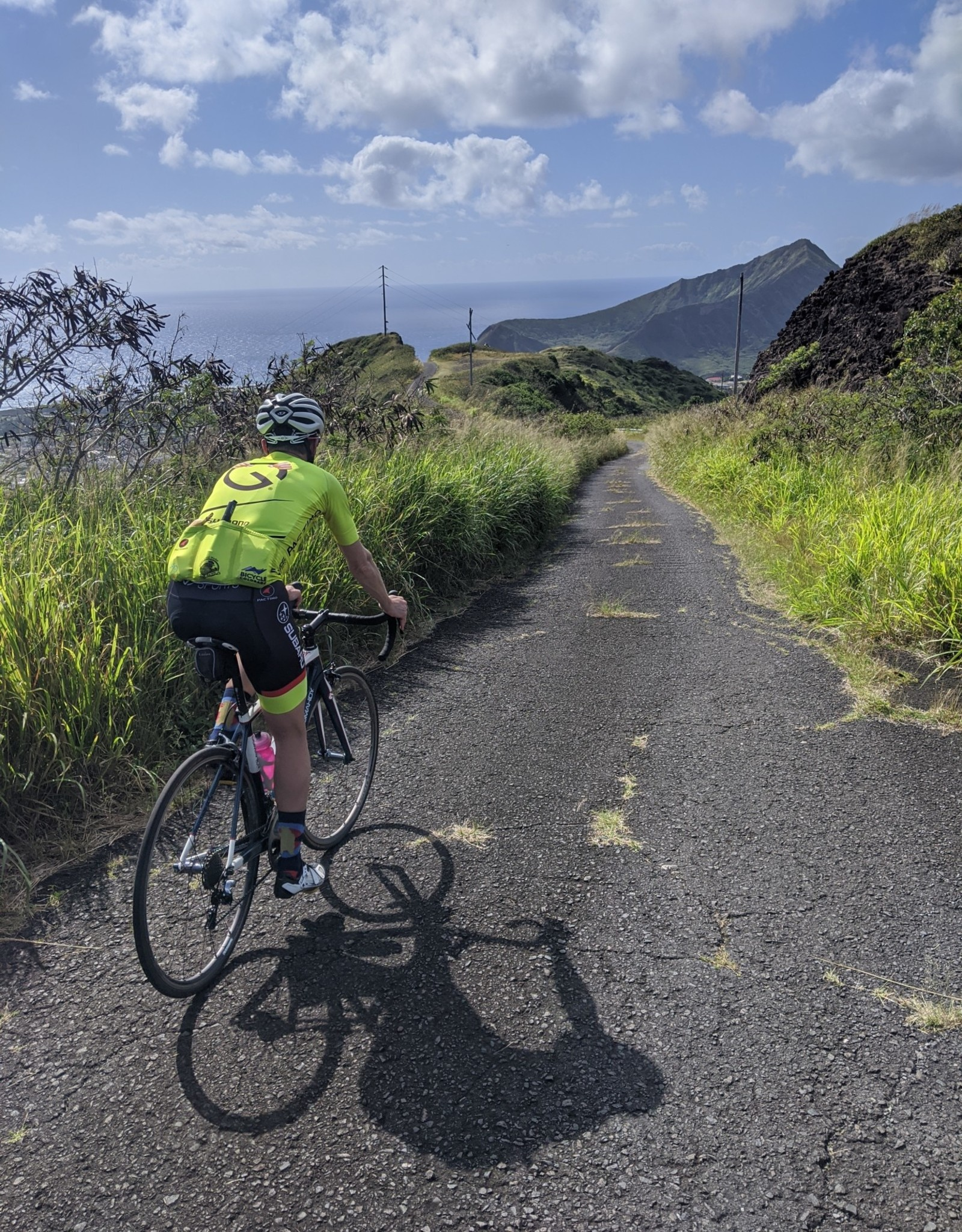 Veloguide Global Cycling Tours Postcard from Waimanalo Tour