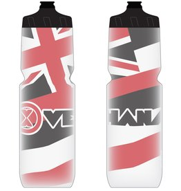 Velohana Chromatek Insulated Water bottle Flag Design