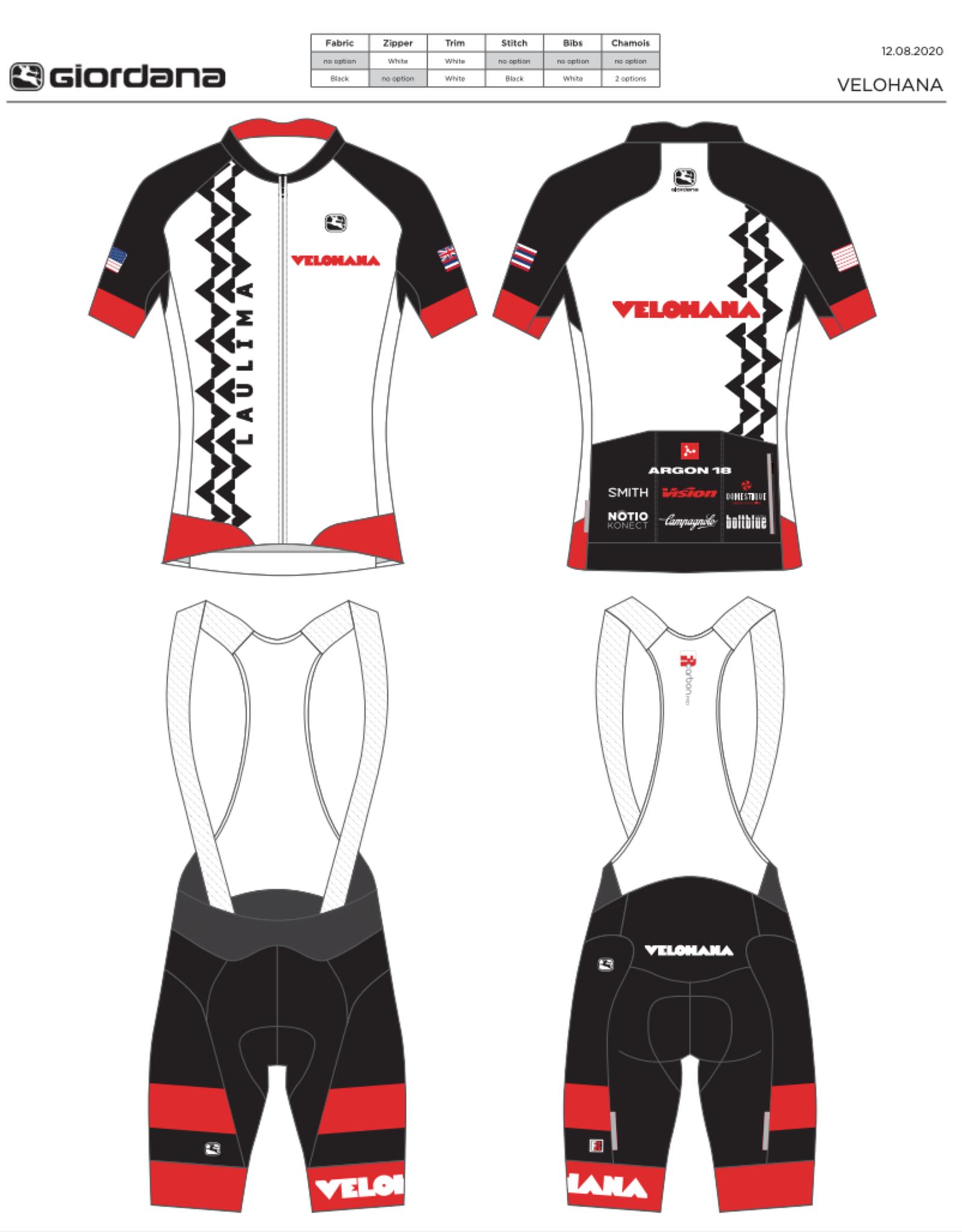 Laulima Kit Design by Velohana - Women's Jersey