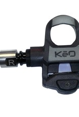BikeFit BikeFit 20mm machined pedal extenders pair (6/8mm)