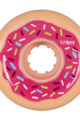 Radar Radar Donut Wheels, 4 Pack