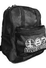 187 187 Mesh Backpack