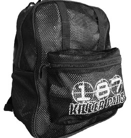 187 187 Mesh Backpack