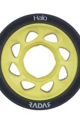 Radar Radar Halo Wheels, 4 Pack