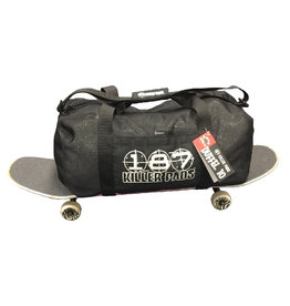 187 187 Mesh Duffel Bag