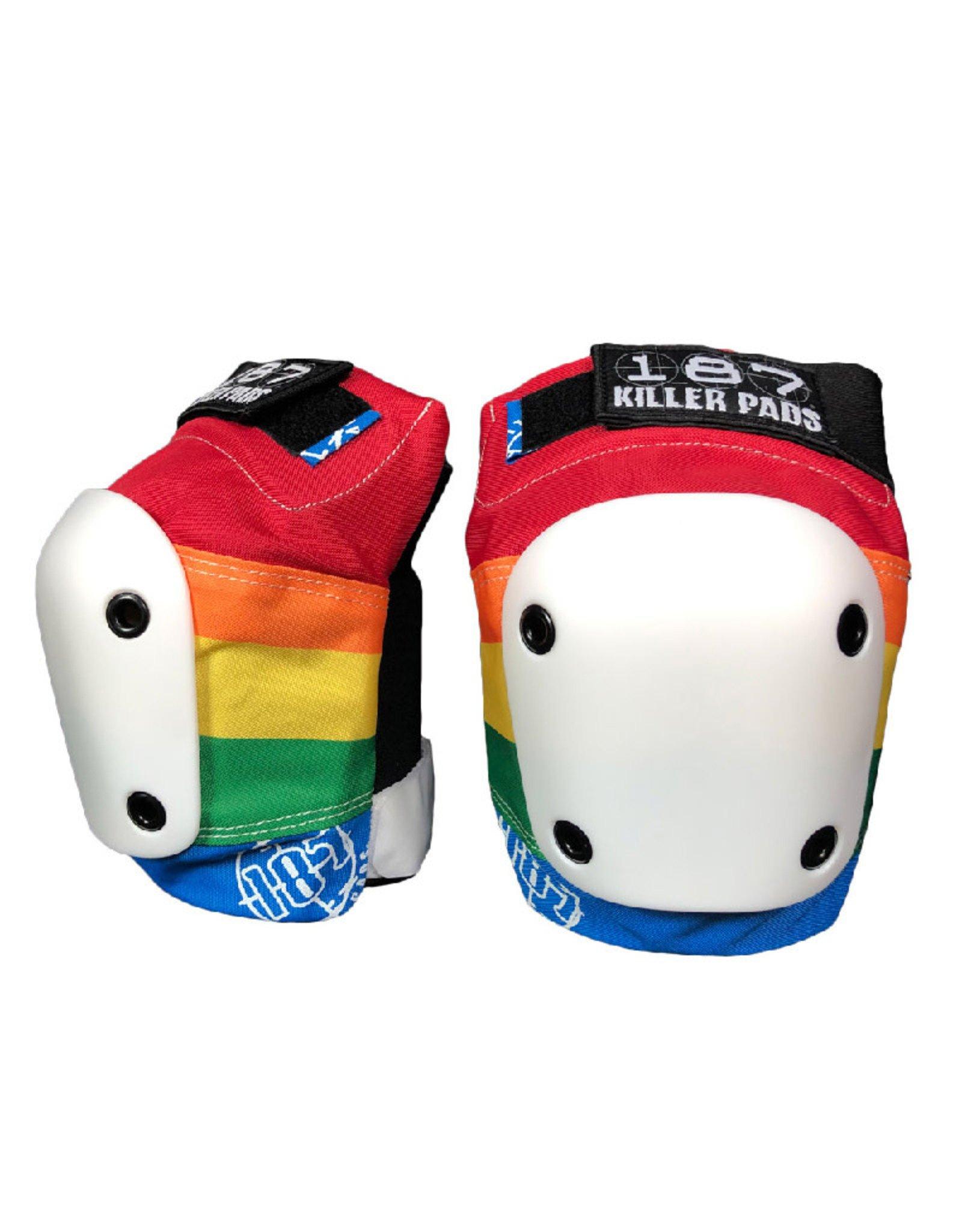 187 187 Slim Knee - Rainbow