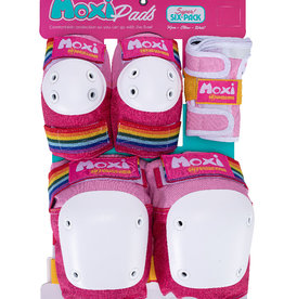187 187 Moxi JR Six Pack Pad Set