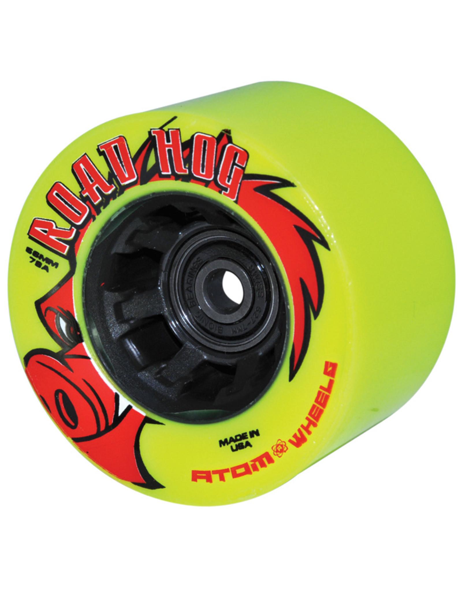 Atom Atom Roadhog Wheels, 4 Pack