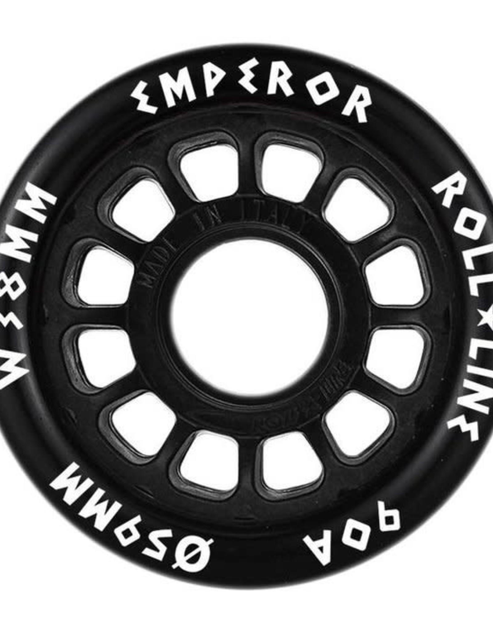 Roll Line Roll Line Emperor Wheels, 4 Pack
