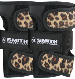 Smith Smith Scabs Wrist Guard, Leopard