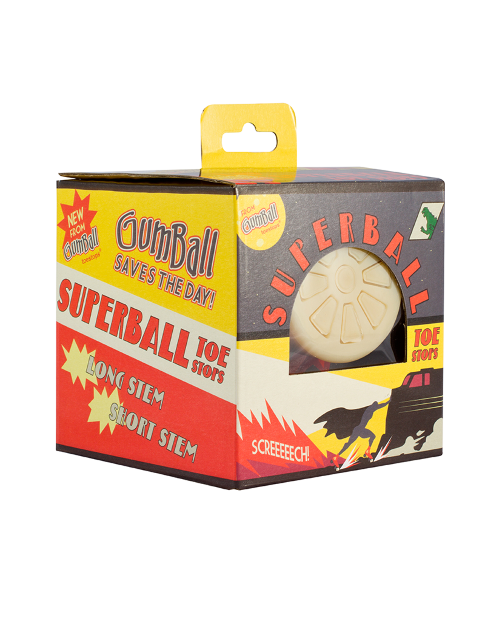 Riedell Superball Toe Stops