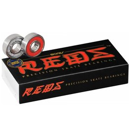 Roll One Bones Reds Bearings