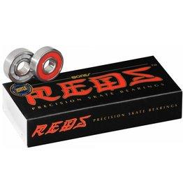 Roll One Bones Reds Bearings