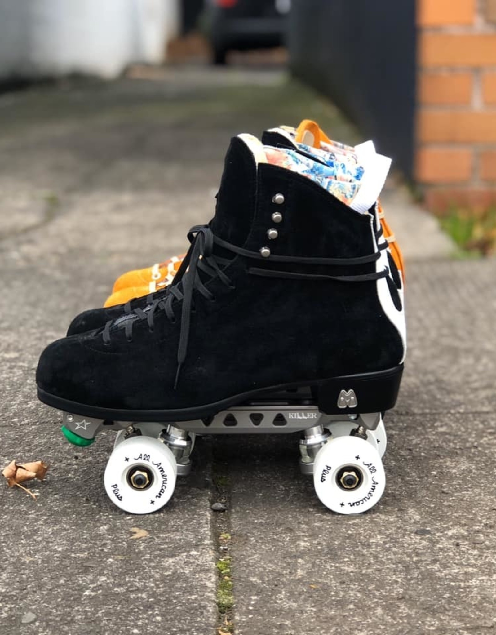 Build Your Own Rink Skate