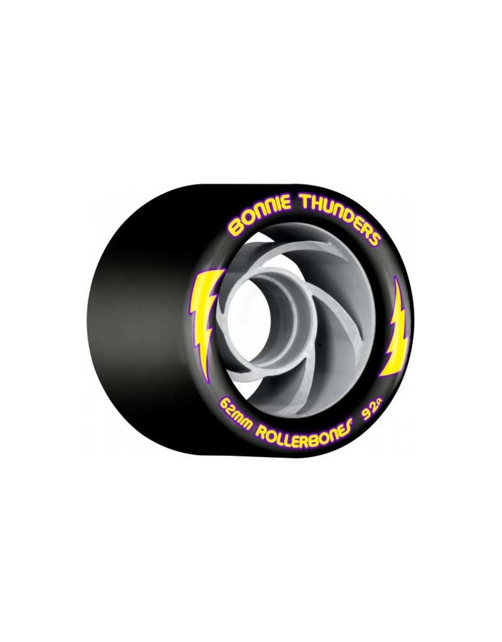 Roll One Rollerbones Turbo Wheels, 4 Pack