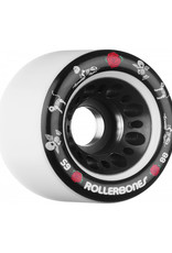 Bones Rollerbones Pet Day of the Dead Wheels, 4 Pack