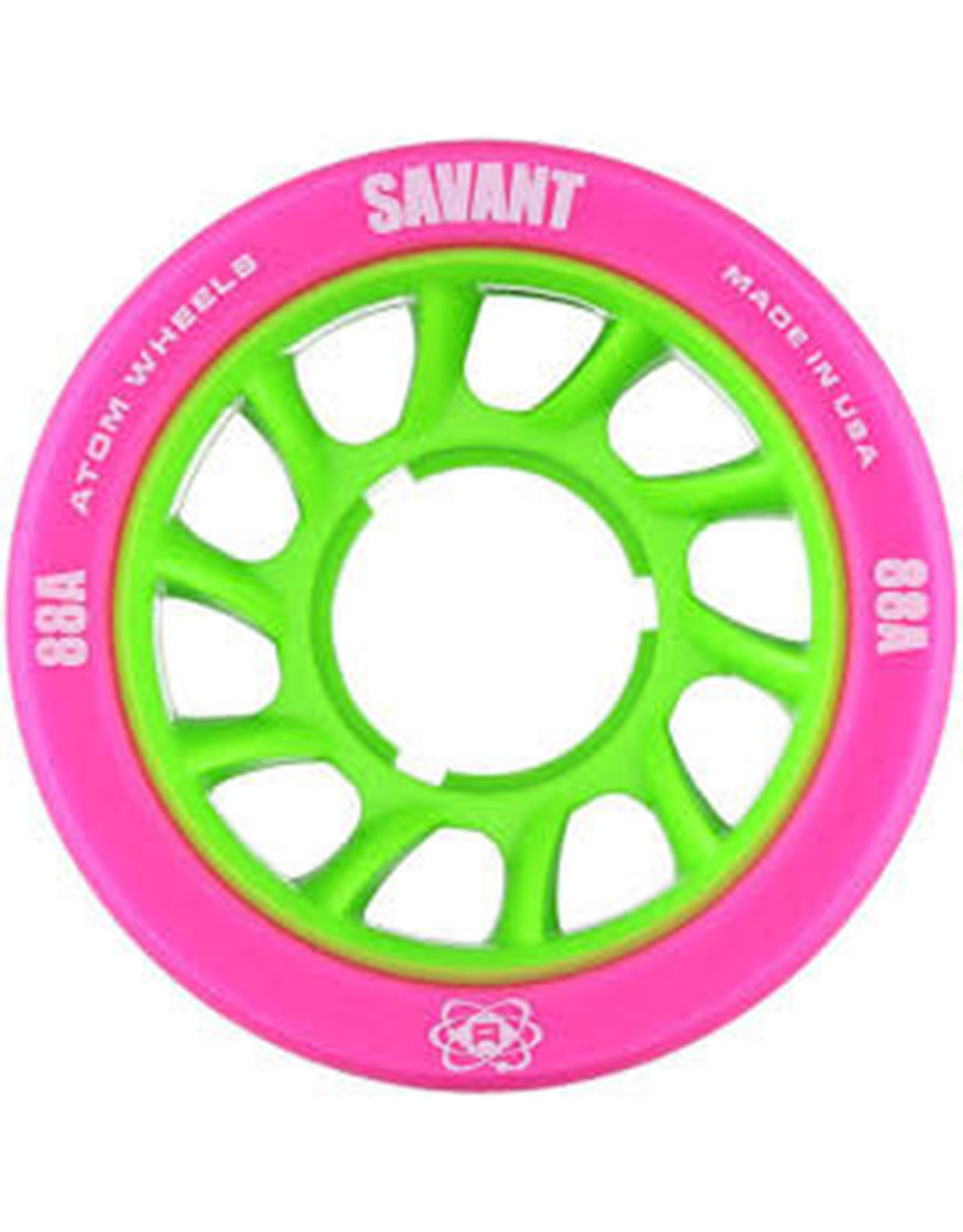 Atom Atom Savant Wheels, 4 Pack