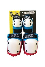 187 187 Combo Pack Knee/Elbow