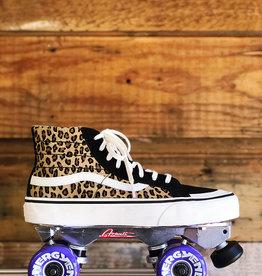vans VANS, SK8-Hi Deacon Sneaker Skates, Mini Leopard