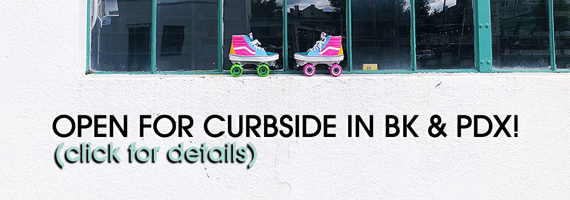 Open For Curbside