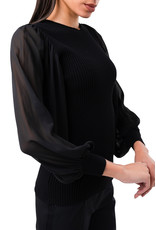 Coco Angelo Chandail Coco pull crew neck