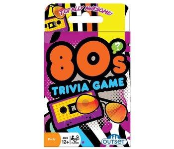 80s Trivia Game