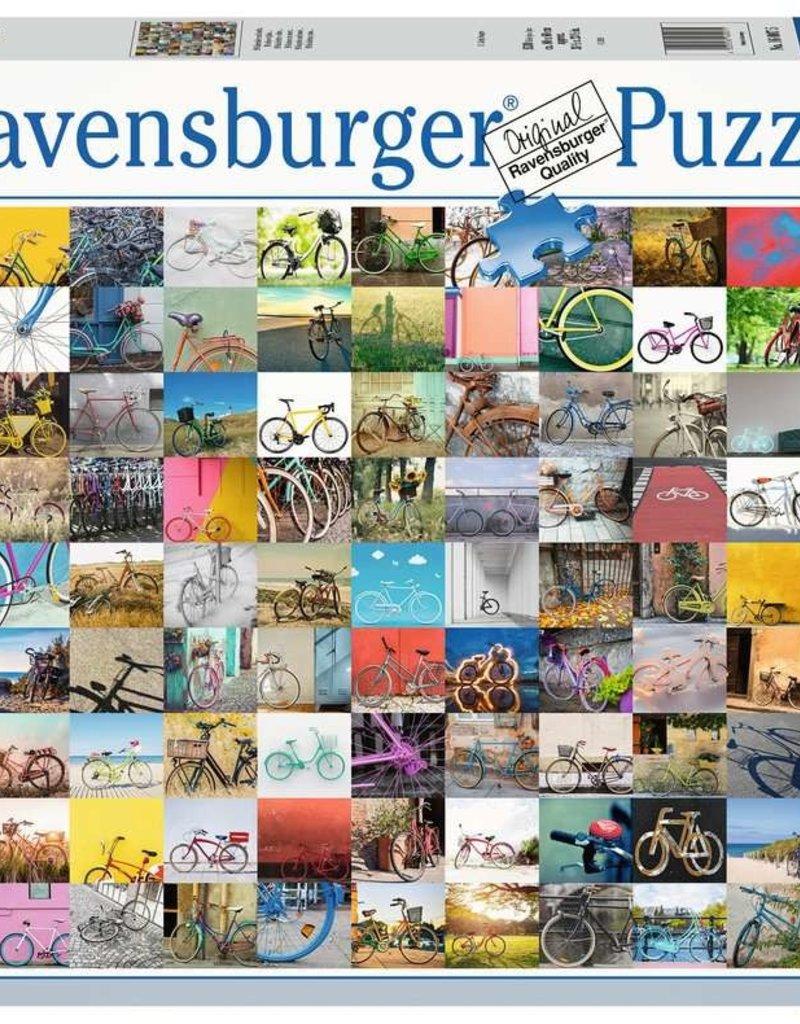 Ravensburger 99 Bicycles
